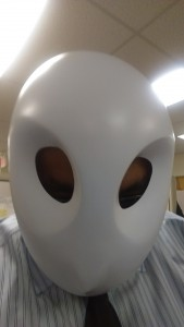 Ash Court of Owls mask