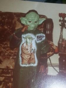 Ash Yoda