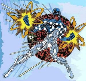 Cosmic Spiderman Costume