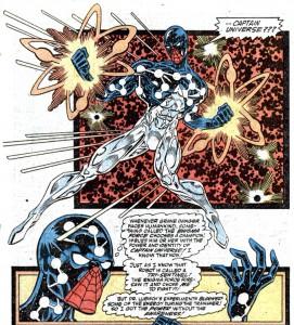 Cosmic spider man - photo#21