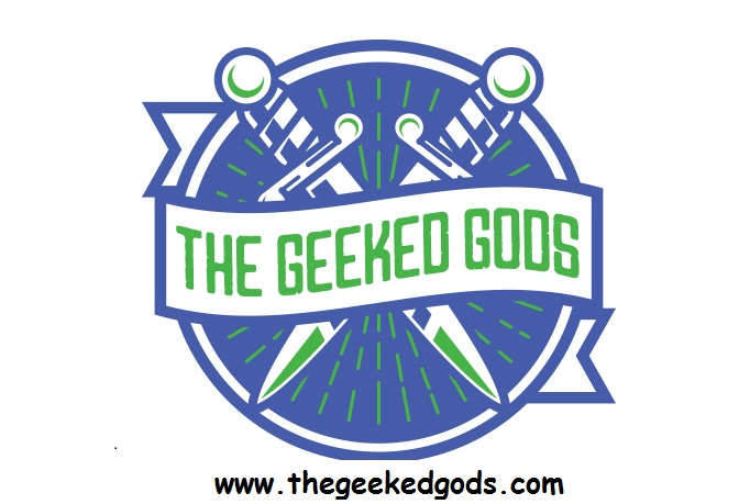GEEKED GOD Website logo pic