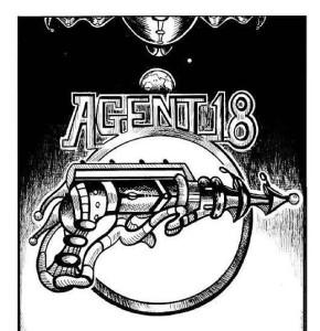 Agent 18 Logo