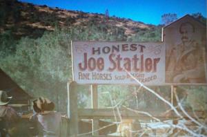 BTTF Honest Joe Statler