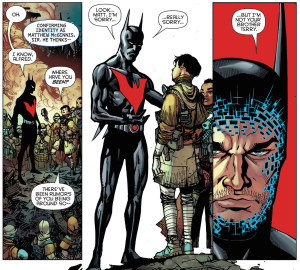 Batman Beyond Tim Drake