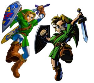 Legend of Zelda 4