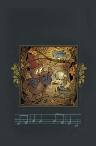Over the Garden Wall Variant