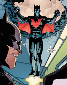 Tim Drake Batman beyond 1