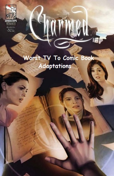 Worst Comic Book Adaptations