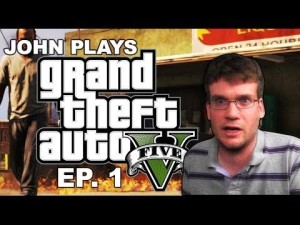 John Plays GTA