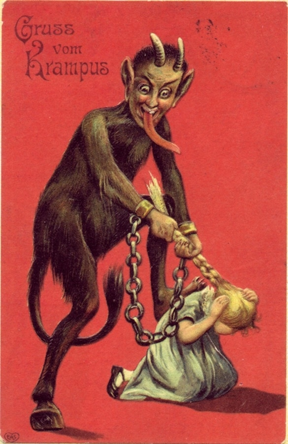 What is Krampus?