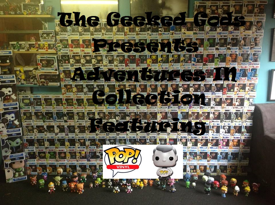 ADVENTURES IN COLLECTION-FUNKO POP