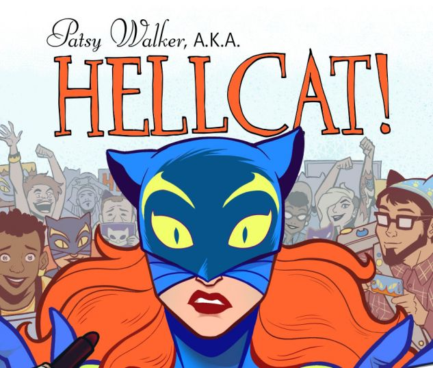 Patsy Walker Cover 1