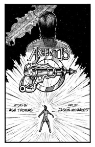 Agent 18 Poster