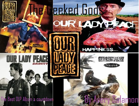 Whats the best Our Lady Peace Album find out here.