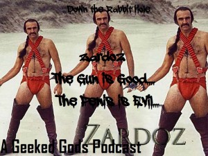 Zardoz podcast