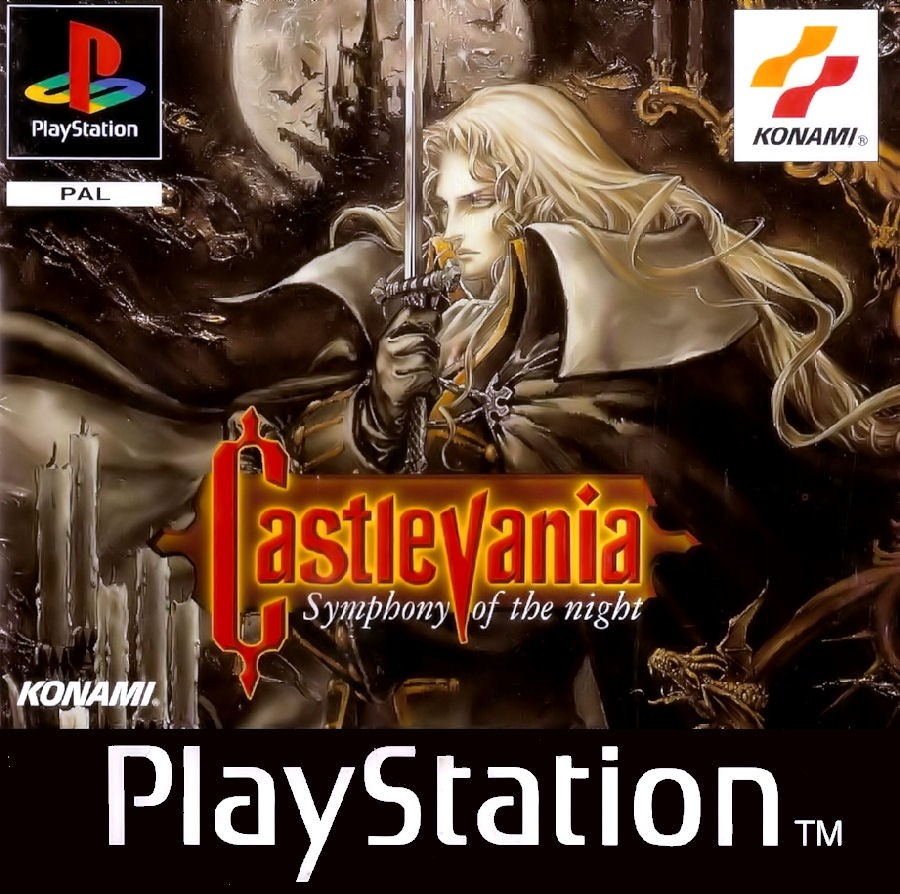 Castlevania Symphony Of The Night Almost Twenty Years