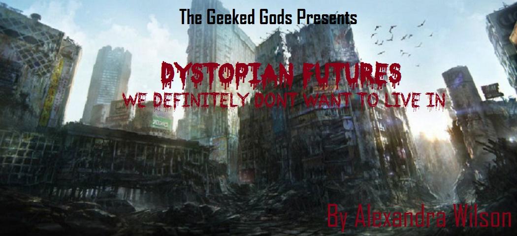 Cover Dystopia Futures