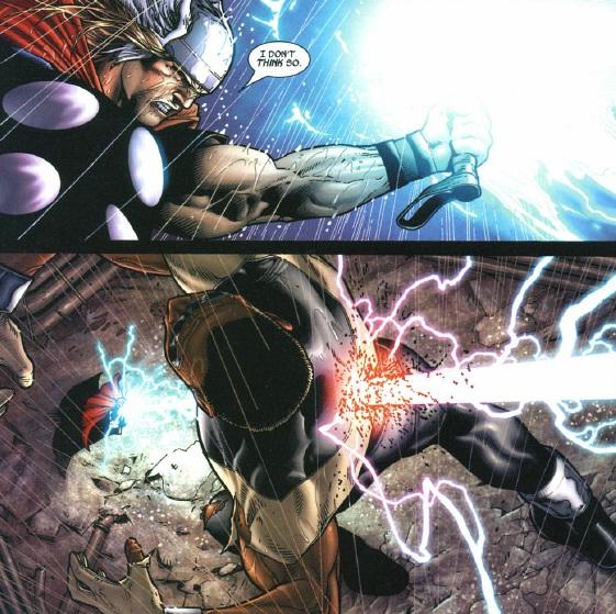thor kills goliath