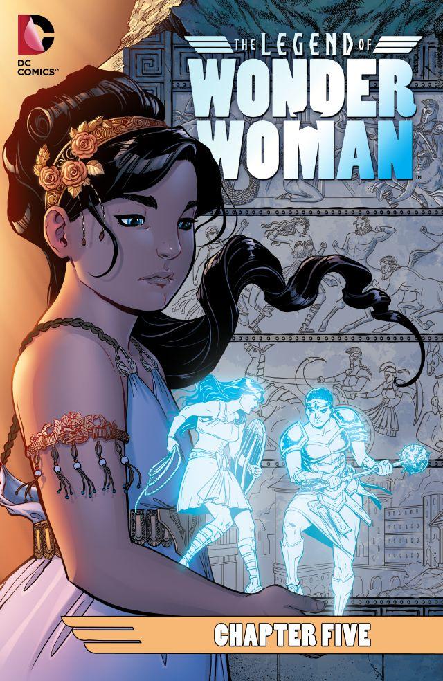 Legend of Wonder Woman 5
