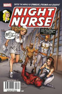 Night Nurse Mini Series Marvel