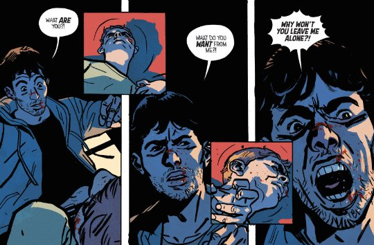 Outcast, Volume 1: A Darkness Surrounds Him – Review - The