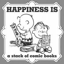 comic book day
