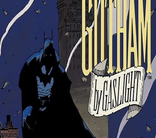 Gotham by Gaslight Optimized