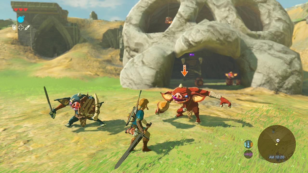 Legend of Zelda new
