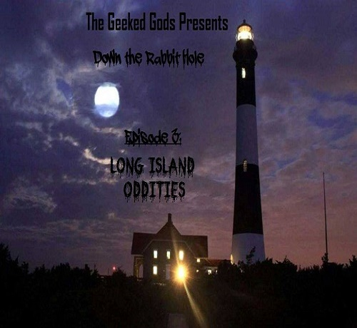 Long Island Oddities Logo