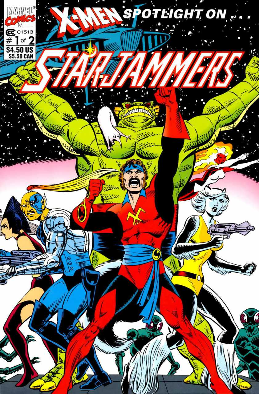 Starjammers 1