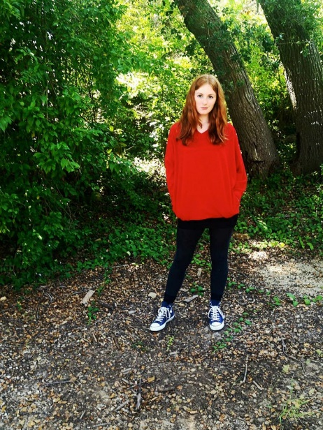 AMy Pond Cos Play