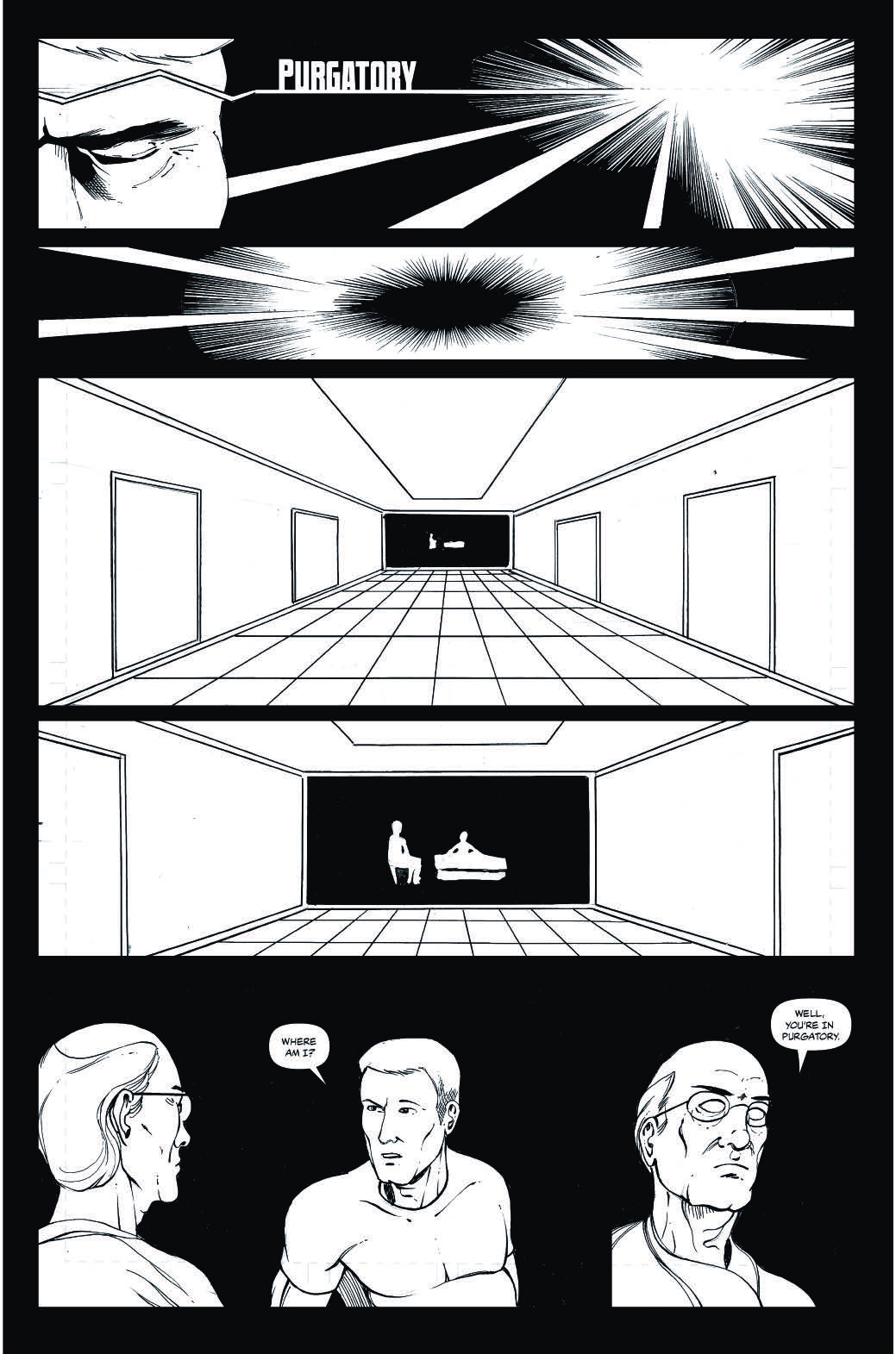 Absolution Effect – Issue 1-7