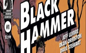 Black Hammer Featured Image