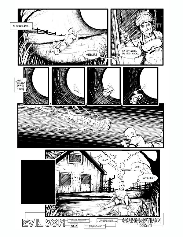 Evil Son – Conception Part 1