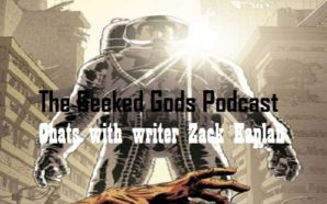 The Geeked Gods Interview Zack Kaplan writer of Eclipse