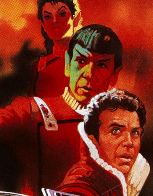 Watching The Wrath Of Khan Is Like Letting Go A Deep Breath Youve Been Holding In For Just Bit Too Long As I Wrote First Installment