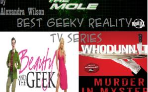 Best Geeky Reality TV Series