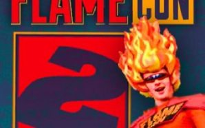Behind the Scenes at Flame Con