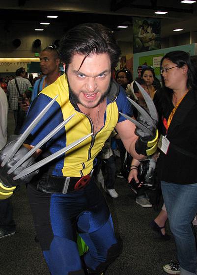 wolverine-cosplay
