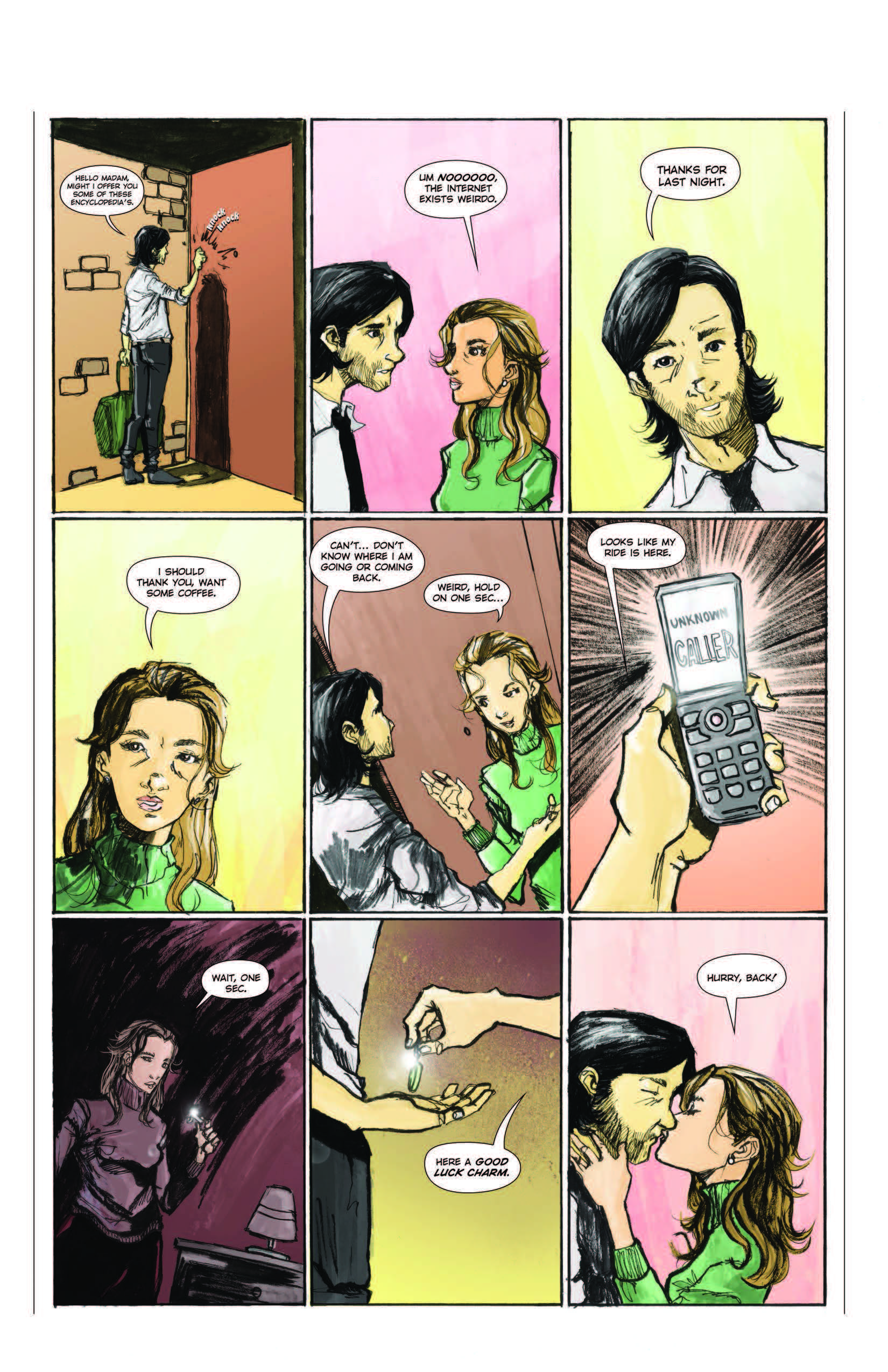 Agent 18 Issue 2-Page 3
