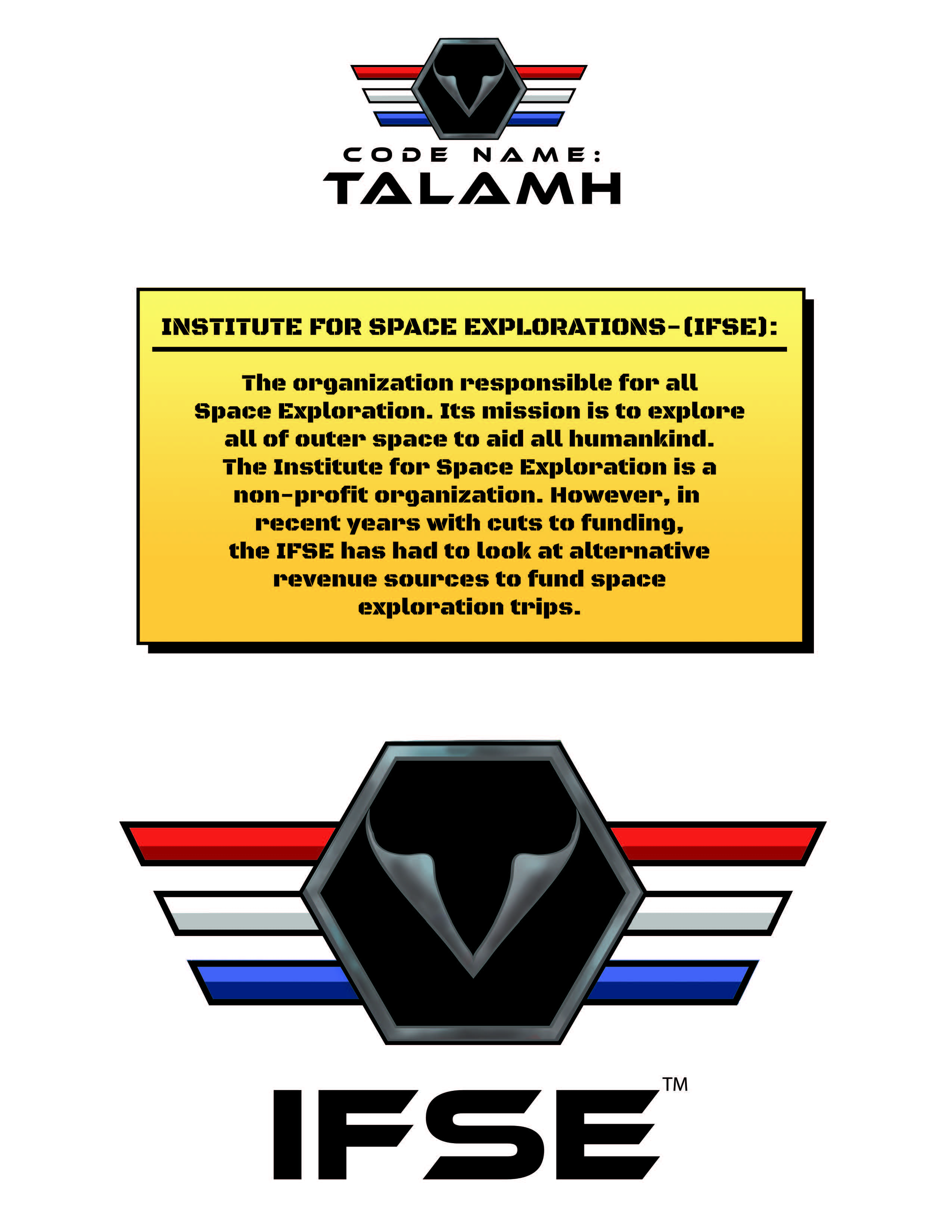 First Appearance: Code Name: Talamh Issue #1