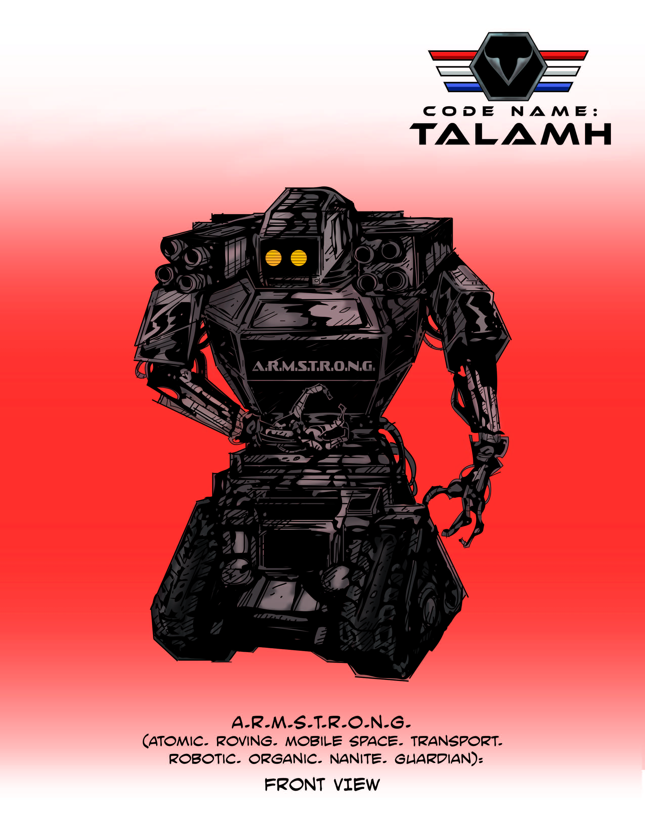 Armstrong-Code Name: Talamh