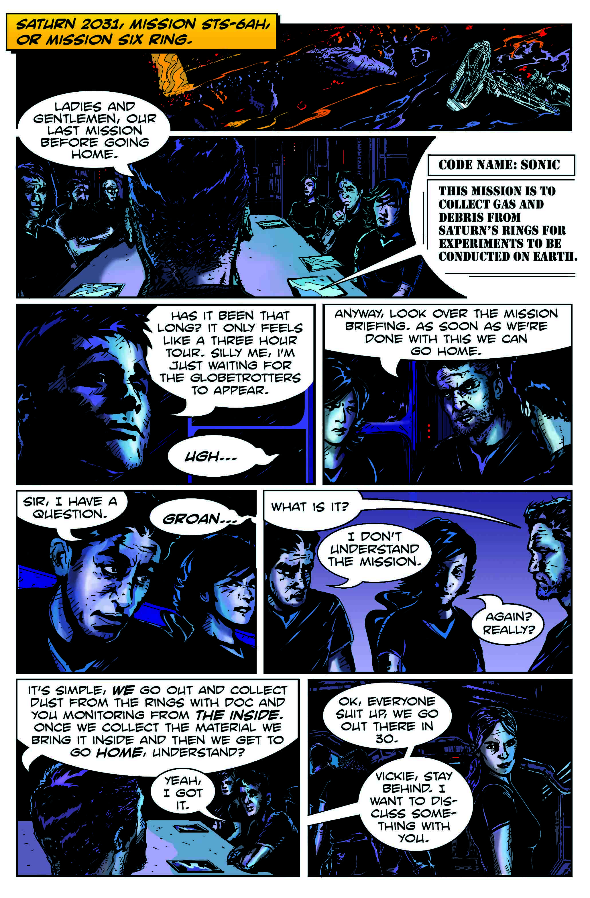 Code Name Talamh Issue 1 Remix-Page 2