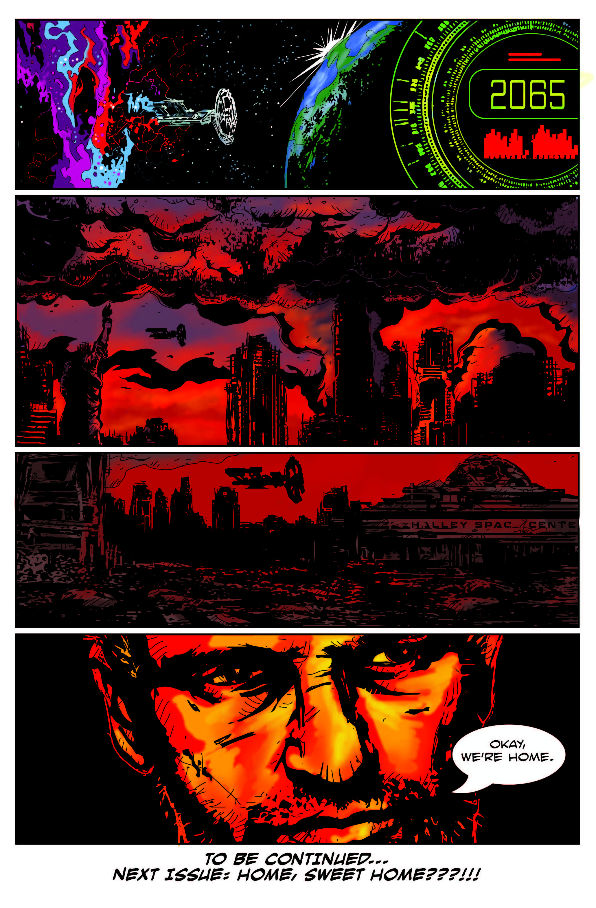 Code Name: Talamh Issue 1 Remix-Page 23