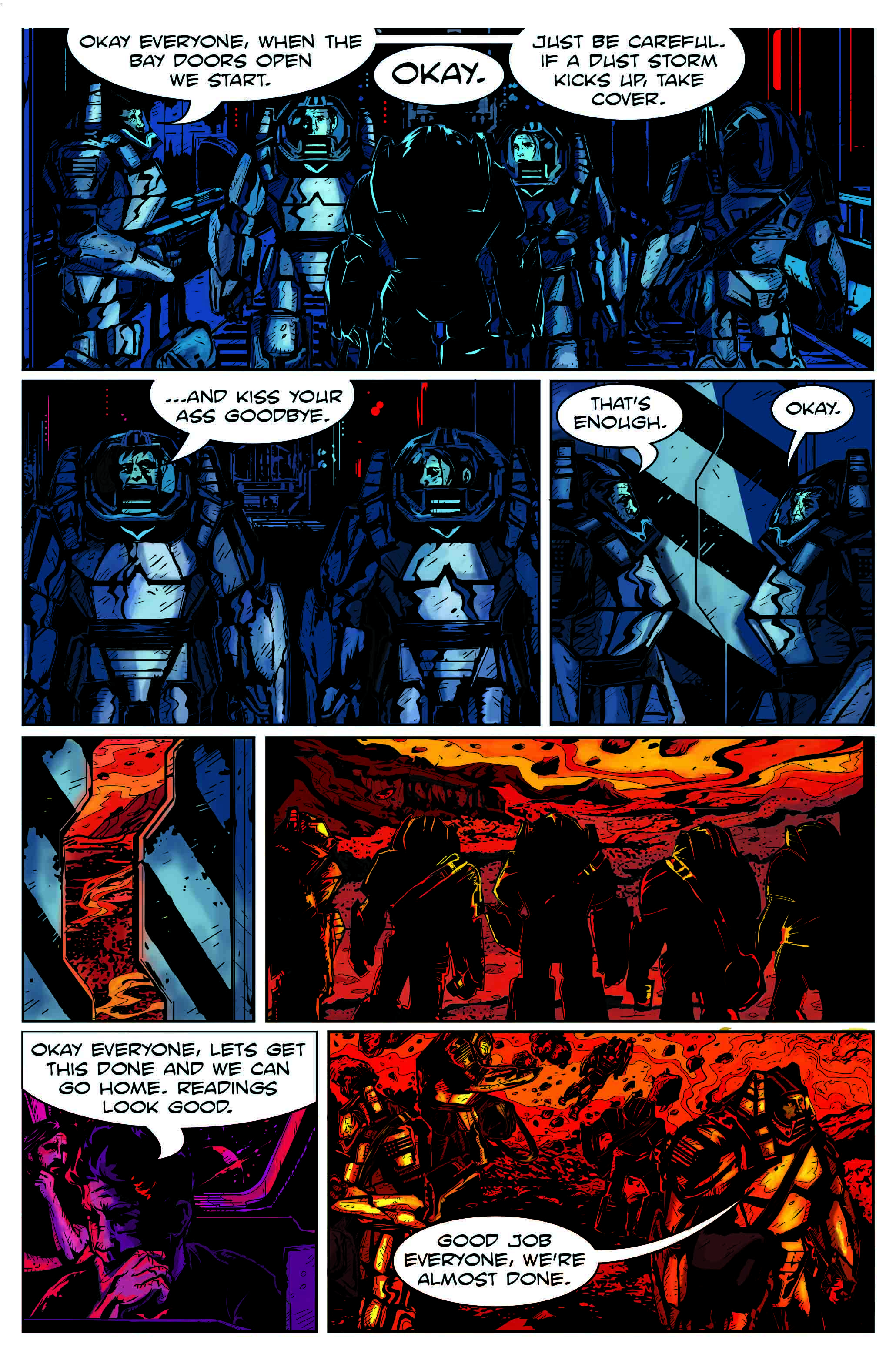 Code Name Talamh Issue 1 Remix-Page 6