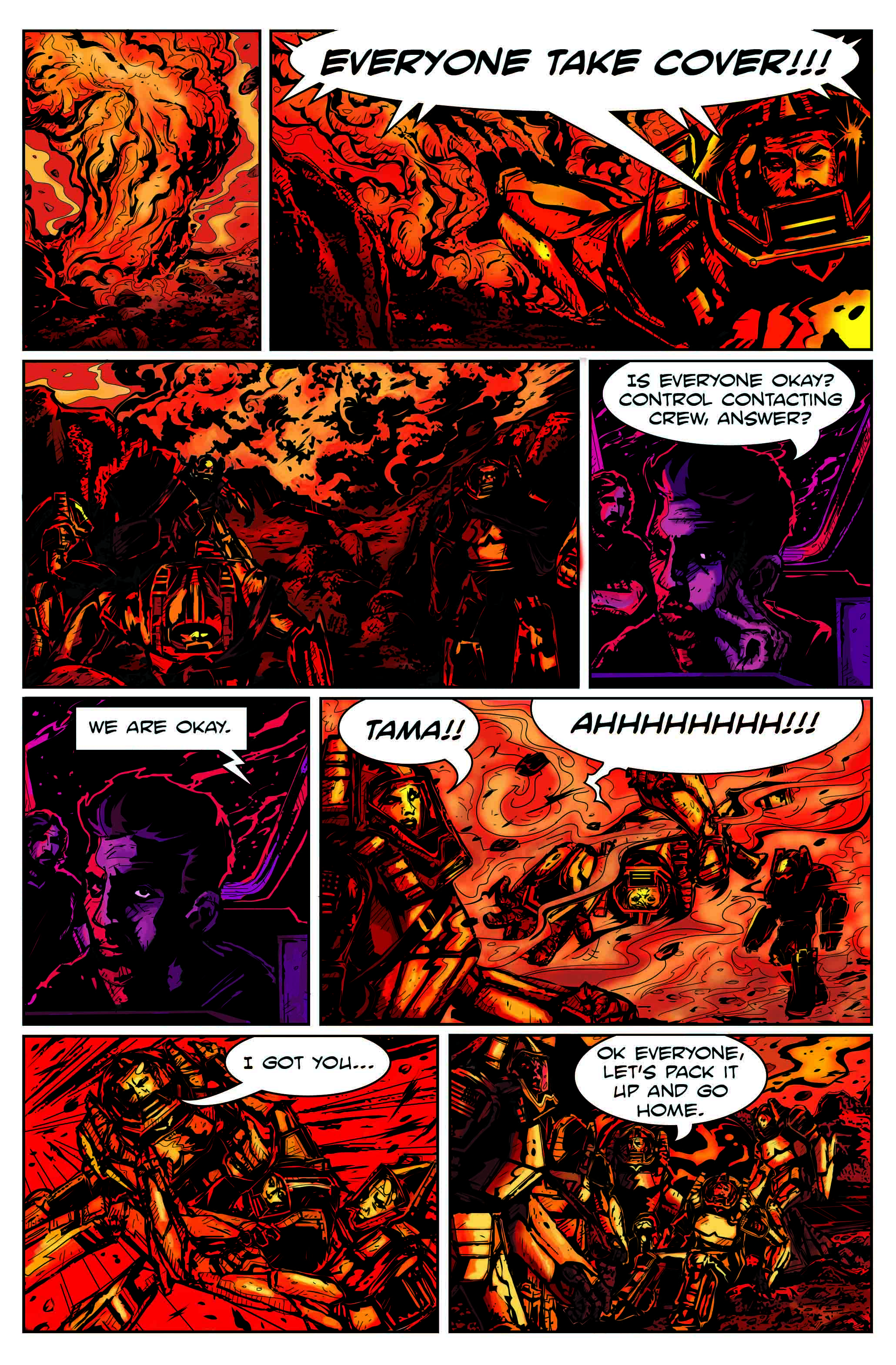 Code Name Talamh Issue 1 Remix-Page 7