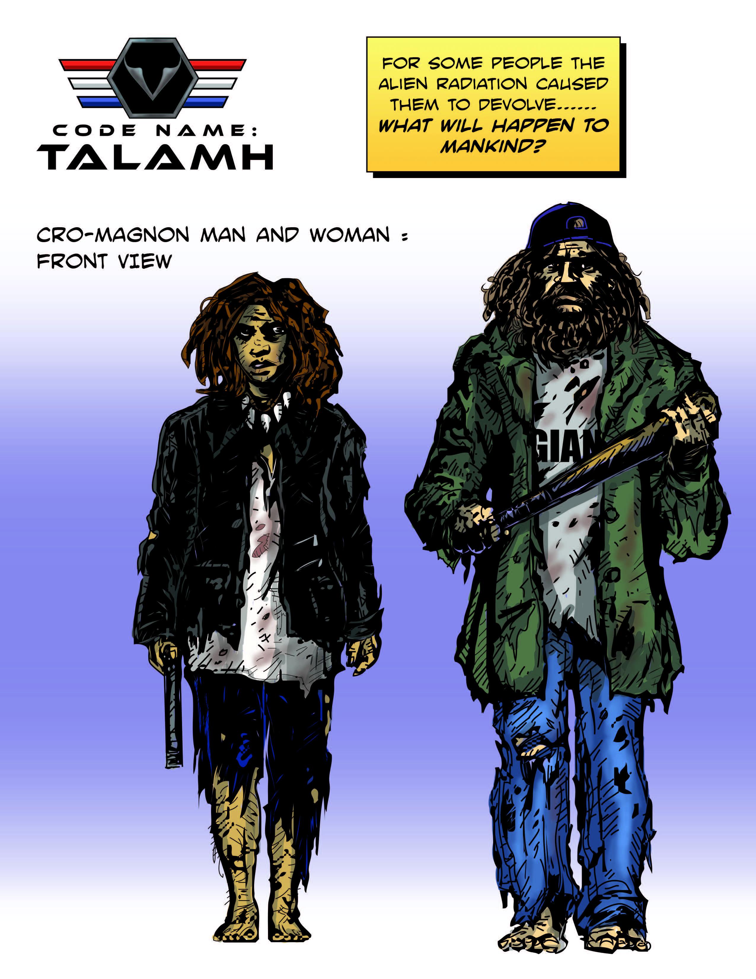 Cro-Mags-Code Name: Talamh