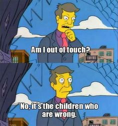 simpsons-the-children-are-wrong