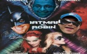 Cover Batman and Robin cover