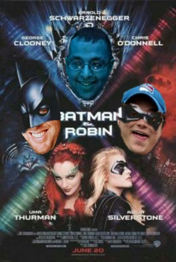 Cover Batman and Robin